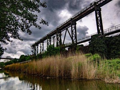 Der Landschaftspark Duisburg-Nord
