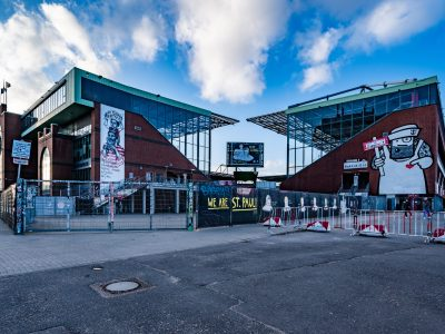 Millerntor-Stadion, Hamburg-St. Pauli